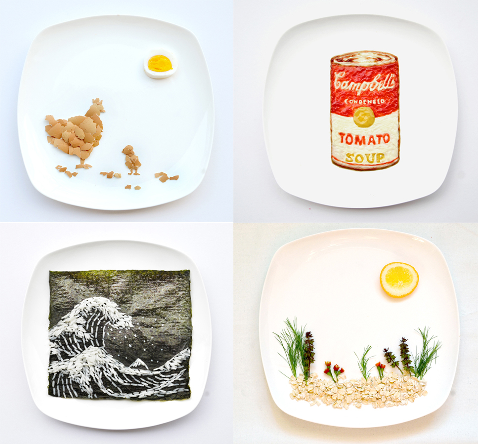Creativity with Food